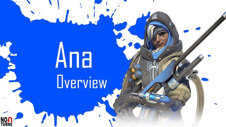 awesome OVERWATCH PS4 - Amusing ANA OVERVIEW & Information!!!!!