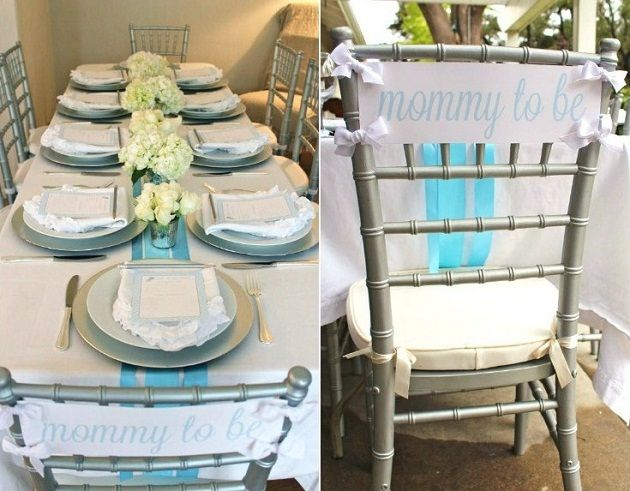110 best Mother\'s Chair-Baby Shower images on Pinterest | Baby ...