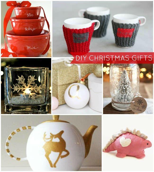 Last Minute DIY Christmas Gift Ideas #christmas #christmasgifts #diy #giftideas
