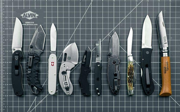 The 10 Best Pocket Knives Under $50
