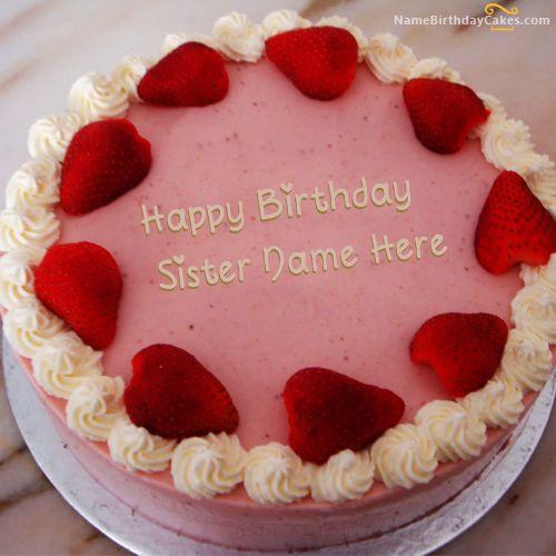 Happy Birthday Cake Yogesh