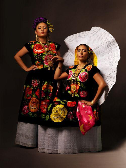 Antiguo México, Somos como Tú: #Colores #Palabra de #Mexicano