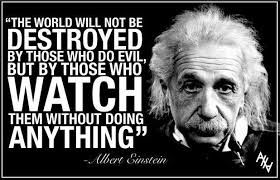 Image result for Famous Einstein quotes about racial prejudice