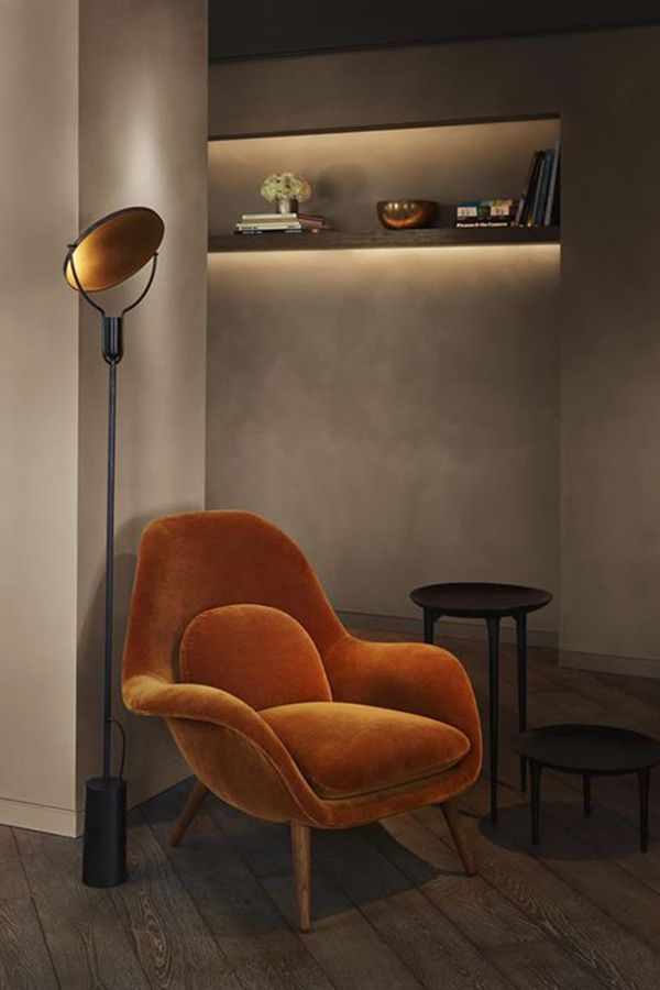 Potter's Clay Armchair | Top 10 Pantone Colours for Fall 2016 | Visit Travelshopa