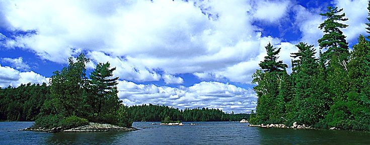 Temagami - One of my favorite places to visit every summer.