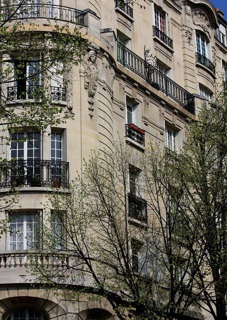 Avenue Gambetta, Paris XX