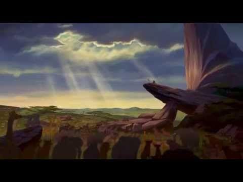 De Leeuwenkoning | Liedje: De Kringloop van het Leven - YouTube