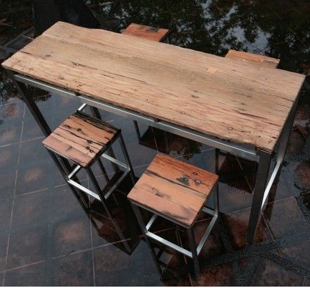 31 best outdoor wooden chairs images on pinterest wood for Reclaimed wood furniture bend oregon