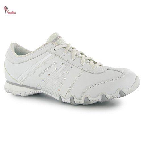 Skechers Air Extreme-Natson, Chaussures de Running Homme, Gris (Light Grey/Navy), 47.5 EU