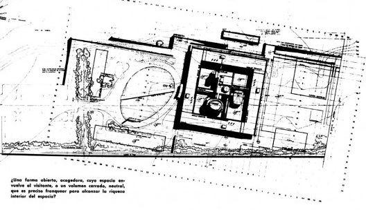 projetos 125.01 concurso: Restauro e ampliação no edifício da Cepal em Santiago do Chile | vitruvius