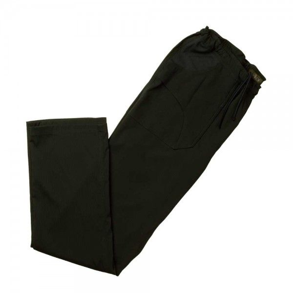 Koi Lite Endurance Trousers in Black. The Endurance trousers are made from lightweight, moisture-wicking, athletic style material that is designed to keep you cool and dry throughout the day. Endurance consists of super soft but durable fabric that is also easy wash and care. £29.99 #menscrub #dentistscrub #nursescrubs #blackscrub