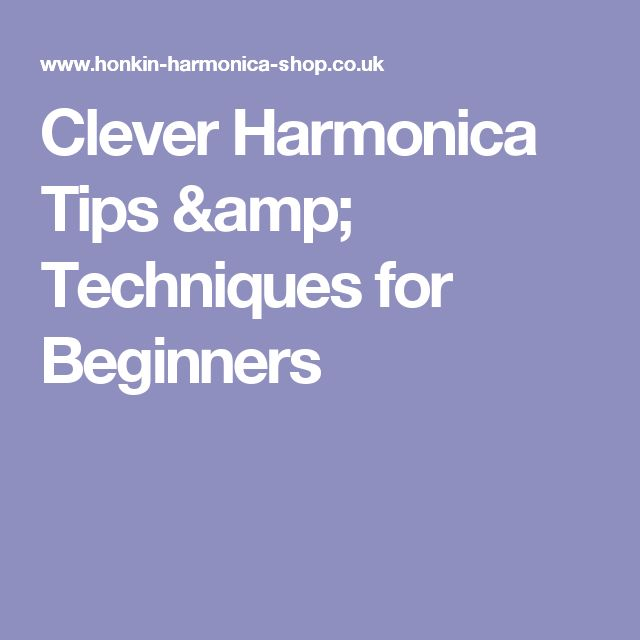 how to play harp for beginners
