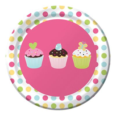 Sweet Treats! Luncheon Plates - See more at: http://myhensparty.com.au/