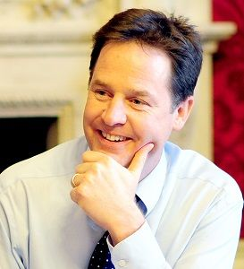 Deputy Prime Minister Nick Clegg has ordered the rainbow flag to be flown at Whitehall in order to mark the historic arrival of equal marria...