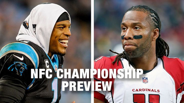 For the Fellas. NFL Trivia. AZ Cardinals vs. NC Panthers. Today is the first time, that two Heisman Trophy Winners: QBs Carlson Palmer and Cam Newton will meet, in a Championship playoff. UPDATE: The Panthers will meet the Denver Broncos in CA, for Super Bowl 50.