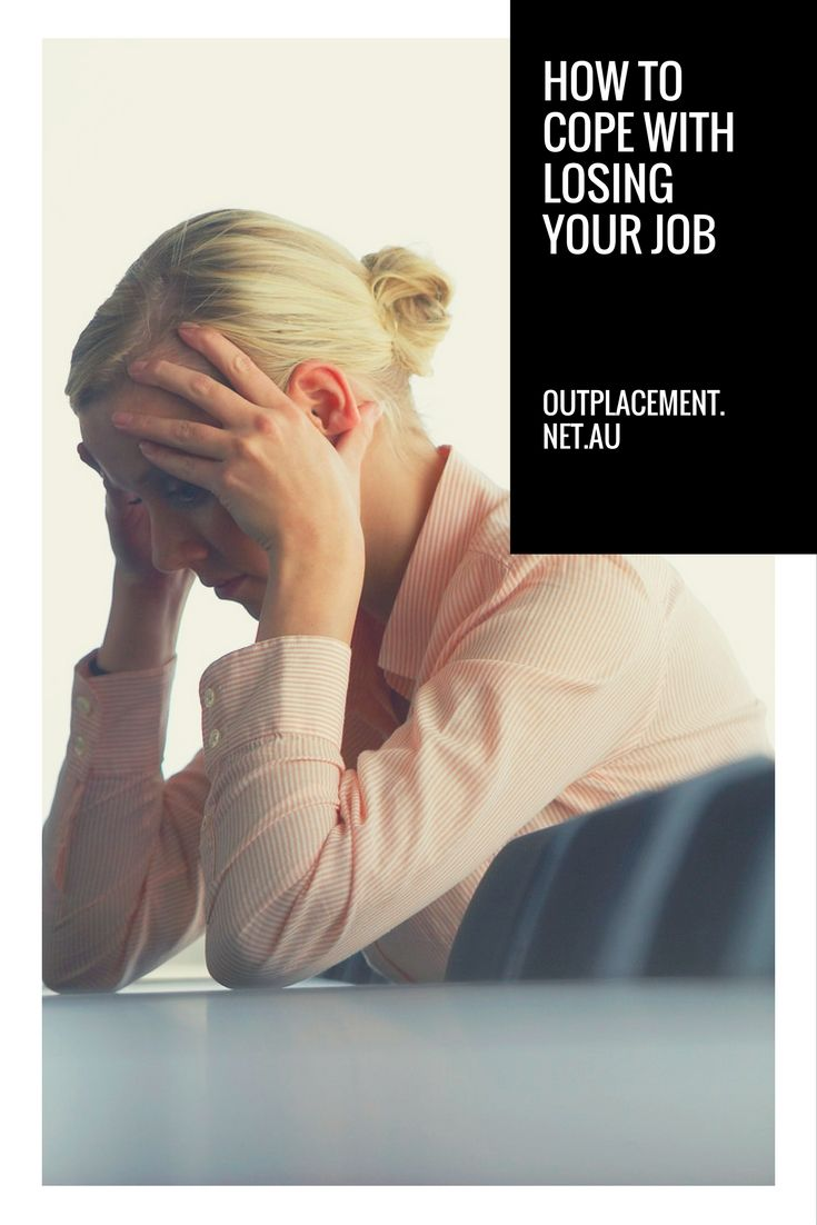 How to cope with losing your job? Advice on dealing with news and starting your search for a new job. By Glide Outplacement and Career Coaching.