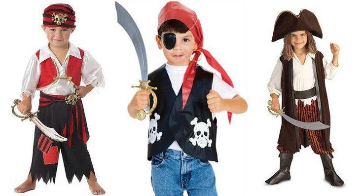 Как изготовить костюм разбойника для карнавала