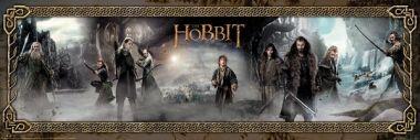 The Hobbit Pustkowie Smauga Mgła - plakat