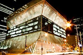 Seattle Central library - Поиск в Google