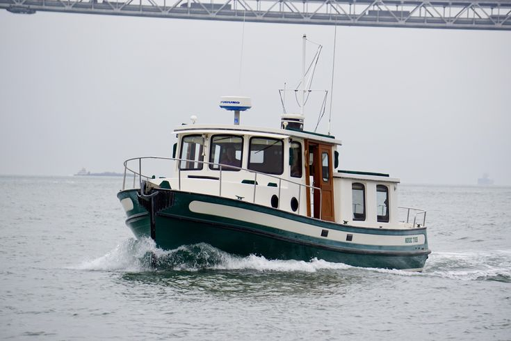 1991 Nordic Tug 32 Power Boat For Sale - www.yachtworld.com