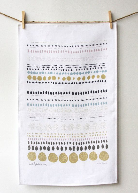 Tea Towel from http://www.etsy.com/shop/leahduncan?ref=seller_info