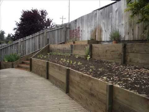 25+ Best Ideas About Cheap Retaining Wall On Pinterest | Wood
