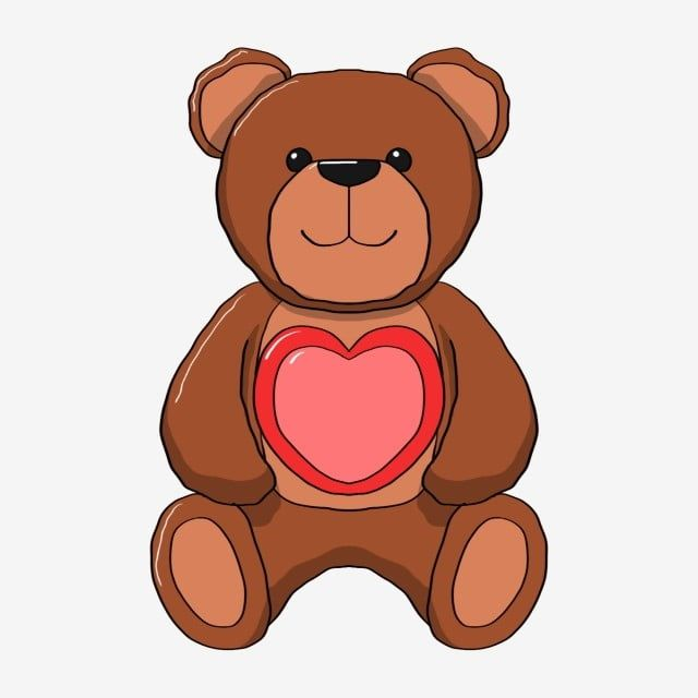 Hand Drawn Teddy Bear Teddy Clipart Toy Teddy Bear Png Transparent Clipart Image And Psd File For Free Download Teddy Bear Clipart Brown Teddy Bear Bear Illustration
