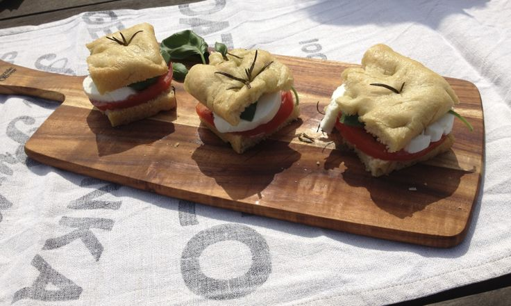 Foccacia Alfresco