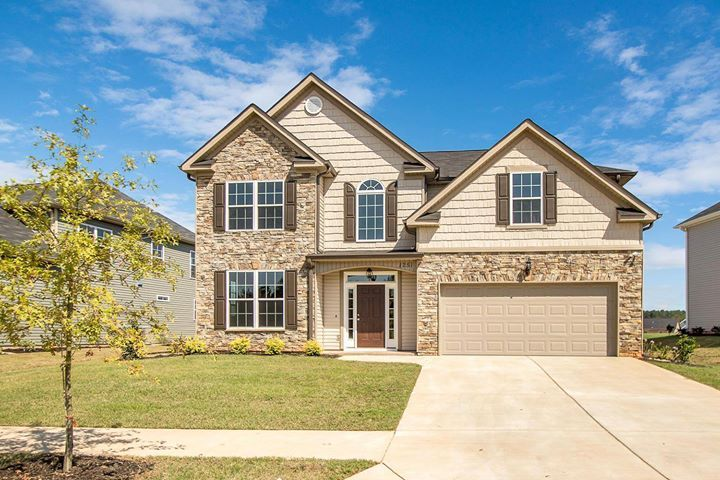 Ivey Homes Is An Award Winning Locally Owned Augusta Ga Homebuilder From The Low 100 S To Custom