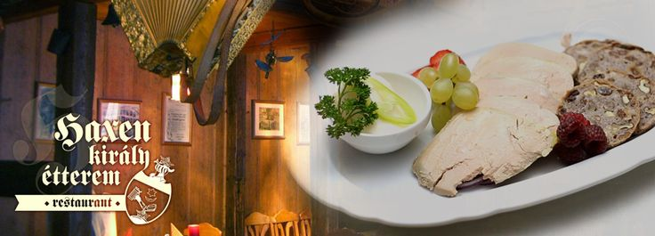 Haxen Király Restaurant - Best traditional Hungarian dishes