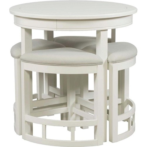 Mirren Harbor Traditional Round Counter Height Table By