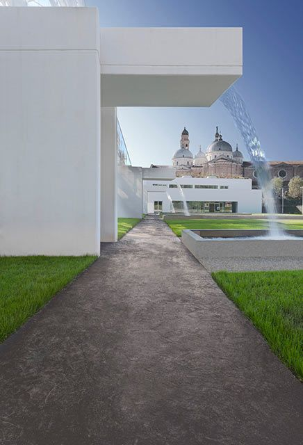 Progetto hi-tech per il giardino universitario più antico del mondo - #IdealWork #innovativesurfaces #concrete #ortobotanico
