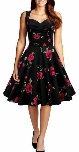 Black Butterfly Clothing Classy Vintage 1950s Pinup Full Circle Swing Dress - Black - Large Red Roses - Size 16 No description (Barcode EAN = 5055563333015). http://www.comparestoreprices.co.uk/party-dresses/black-butterfly-clothing-classy-vintage-1950s-pinup-full-circle-swing-dress--black--large-red-roses--size-16.asp