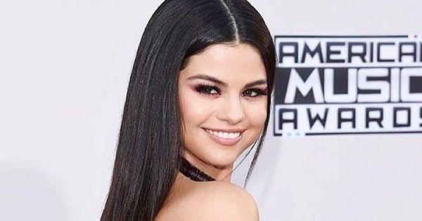 Selena Gomez's Edgy Look at the 2015 AMAs