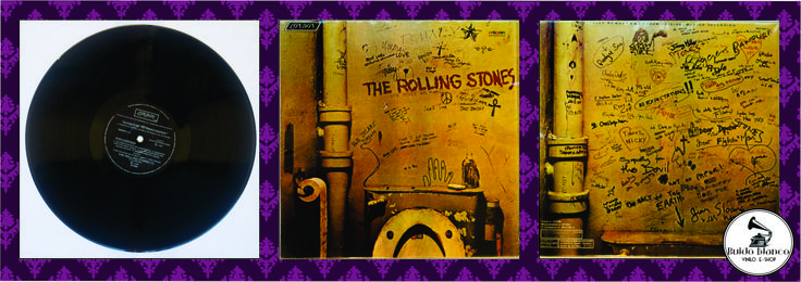 "The Rolling Stones ""Banquete de pordioceros"" TAPA DOBLE London-Polygram / Argentina (800084-1) Disco: EX (8) Portada: M (10) $ 470"