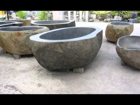 How it`s made - Lux4home™ River Stone Bathtubs