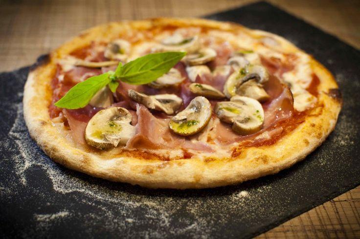 Une vraie bonne petite pizza chez Matteo