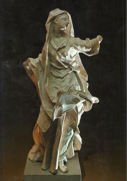 Allegory of Faith, 1755 Johann Georg Pinzel