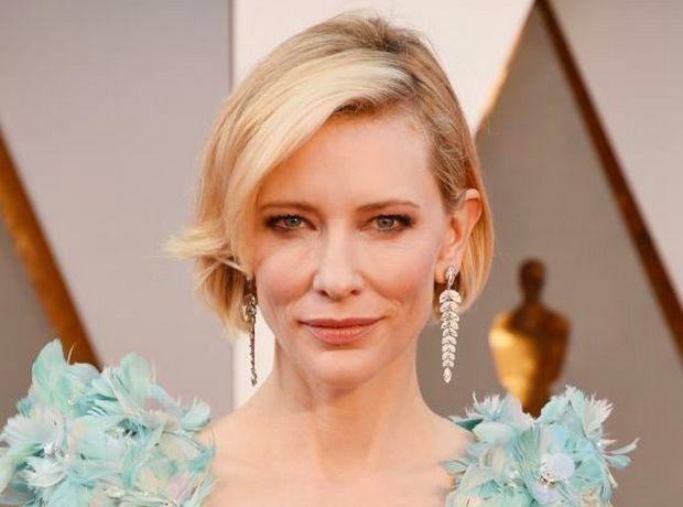 Όλες οι λεπτομέρειες για το οσκαρικό μακιγιάζ της Cate Blanchett - Πρόσωπο | Ladylike.gr