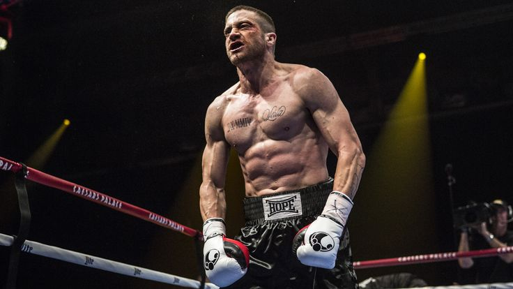 The Southpaw Workout: Watch Me Try Jake Gyllenhaal's 2,000 Crunches from #InStyle
