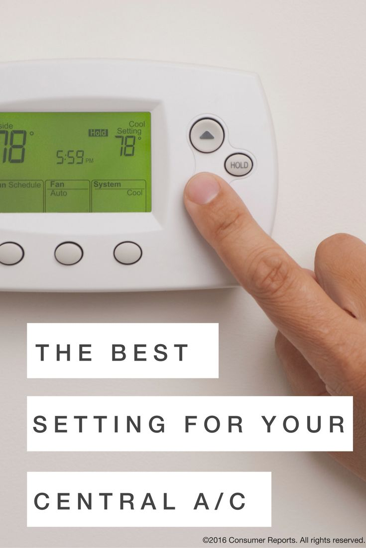 23 best sleep better images on pinterest consumer reports sleep best setting for your central air conditioning consumer reportsenergy