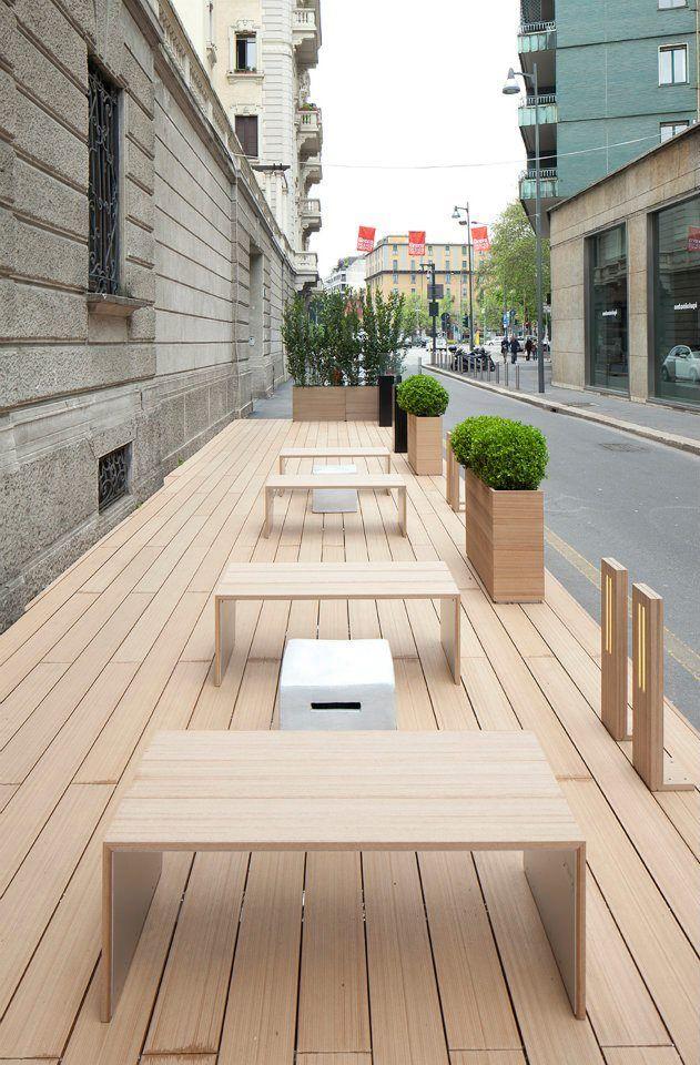 Deck exterior pavimento de madera para exteriores suelos for Ideas suelo terraza