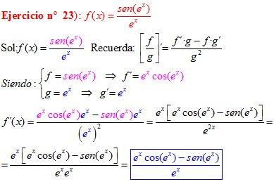 Derivadas - ejercicios de derivadas resueltos en Derivadas.es - Part 3