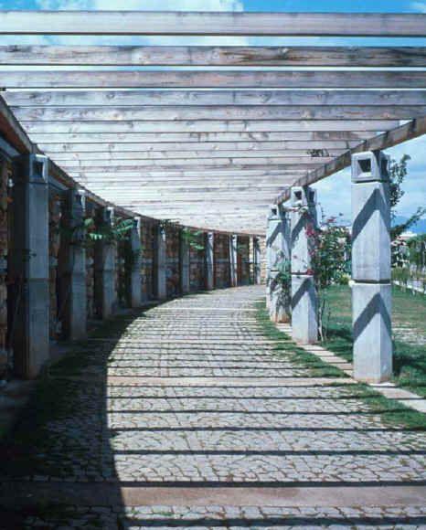Cengiz Bektaş - Olbia Sosyal Tesisleri-2001
