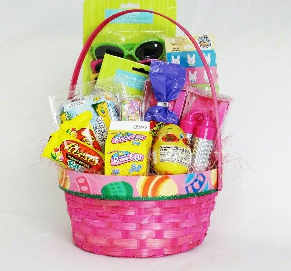 18 best easter gift baskets ideas images on pinterest easter easter gift basket idea negle Gallery