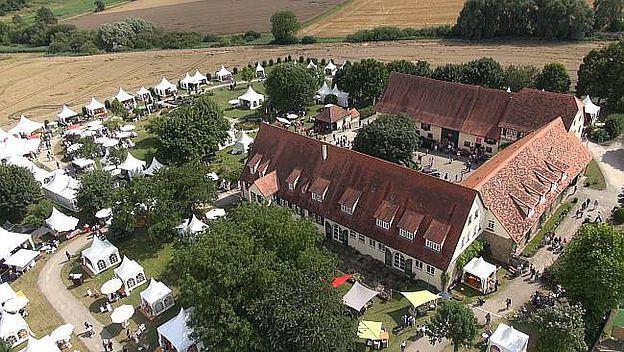 Gut Schwarzerdhof, D-75015 Bretten im Landkreis Karlsruhe, Baden-Württemberg. © Gut Schwarzerdhof