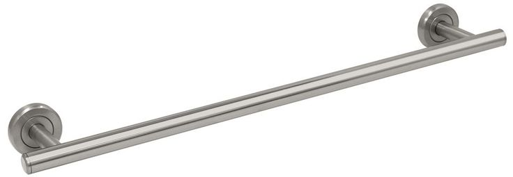 Gatco Latitude II Satin Nickel Modern Towel Bar - #EU6K210 - Euro Style Lighting