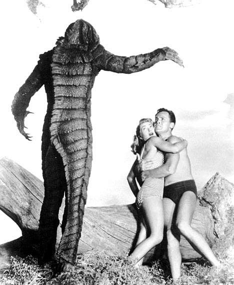 Movie Monsters - My husband loves this movie...I just love to laugh at it...