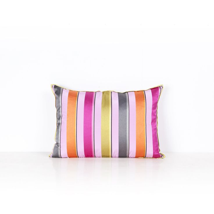 Candy Stripe Cushion 40x60 from Ambience Store