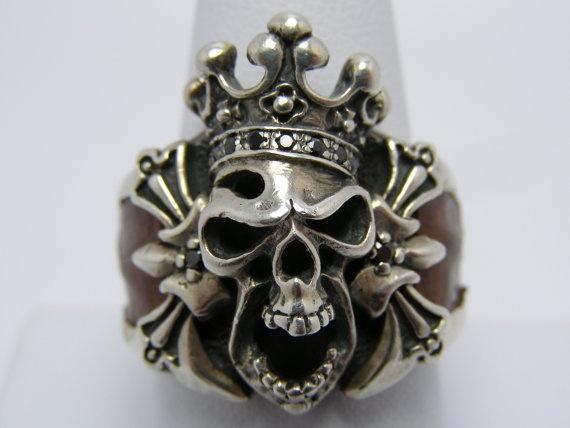 Skull Ring Design